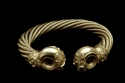 Snettisham Great Torc © The Trustees of the British Museum