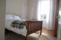 Cheyne Street master bedroom