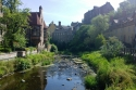 Dean Village and the Water of Leith