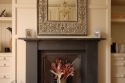 Dublin Studio fireplace