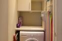 Dundas Apartment utility closet