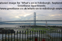 Forth Road Bridge titled