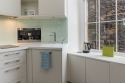 Moray Place kitchenette