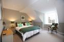 North Castle Street master bedroom