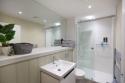 North Castle Street shower room