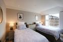 North Castle Street twin room