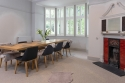 Ramsay Garden dining room