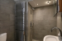 Royal Circus ensuite shower room