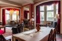 Royal Mile Mansion living-cum-dining room