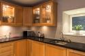 Royal Mile Mansion kitchen
