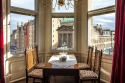 Royal Mile Mansion dining area