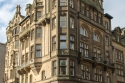 Royal Mile Mansion facade