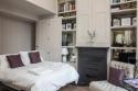 Rutland Square bedroom-cum-sitting room