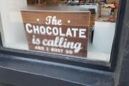 Considerit signage - Valentine's Day in Edinburgh
