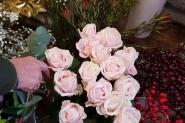 Lorraine Graham Flowers pink roses - Valentine's Day in Edinburgh