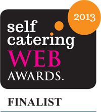 Self Catering Web Awards Finalist