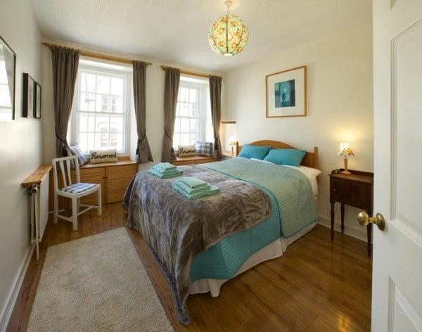Tweeddale Court bedroom