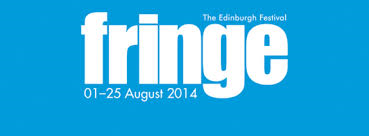 The Fringe Festival logo 2014