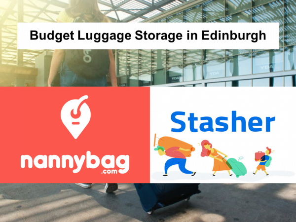Budget Luggage Storage in Edinburgh
