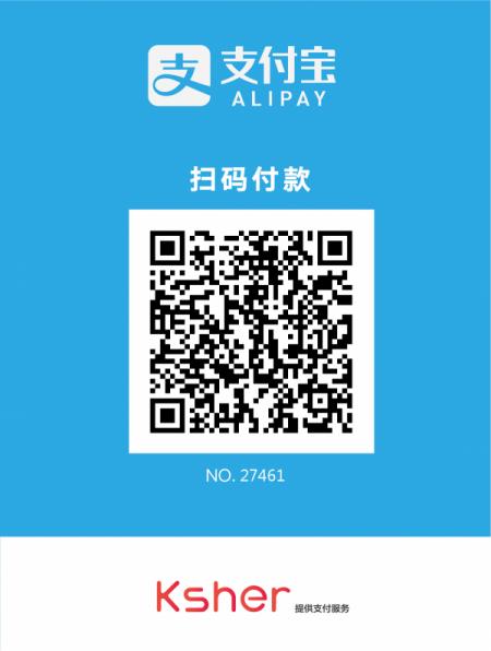 AliPay QR Code - Greatbase