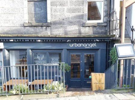 Edinburgh Urban Angel facade