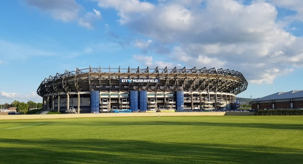 RBS 6 Nations 2020 Murrayfield Stadium