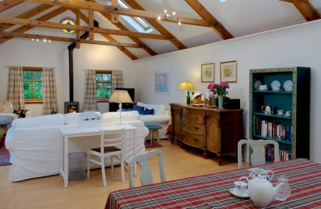 Green Cottage - Charming Holiday Cottages in Edinburgh - Greatbase Edinburgh holiday apartments