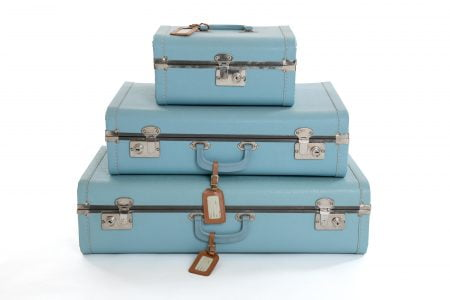 Luggage storage information in Edinburgh