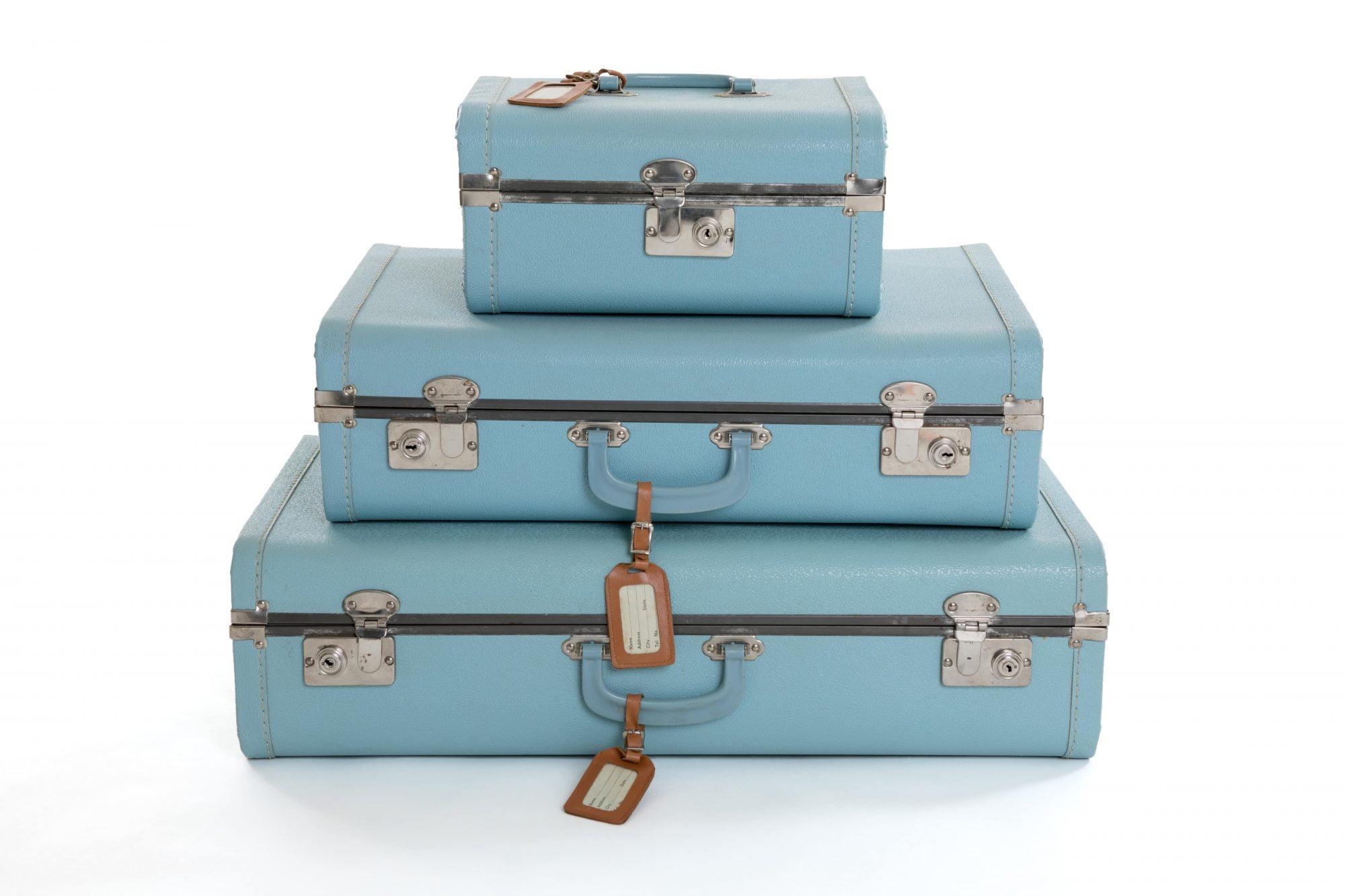Luggage storage information in Edinburgh