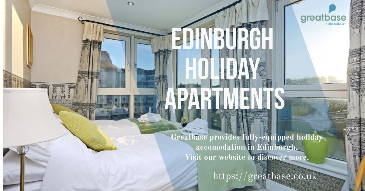 Greatbase: Charming City Centre Edinburgh Holiday Apartments