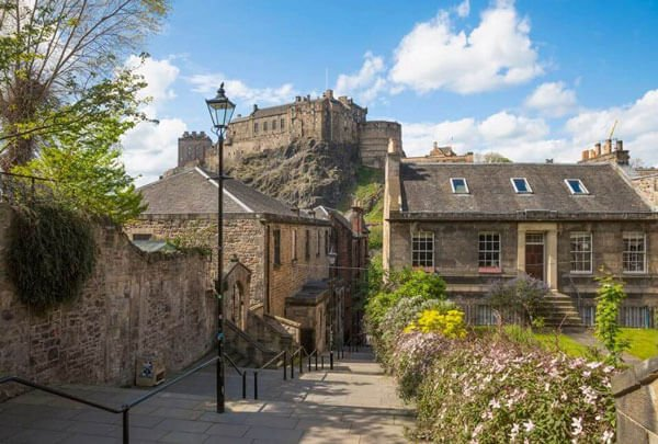 Castle Vennel In Edinburgh