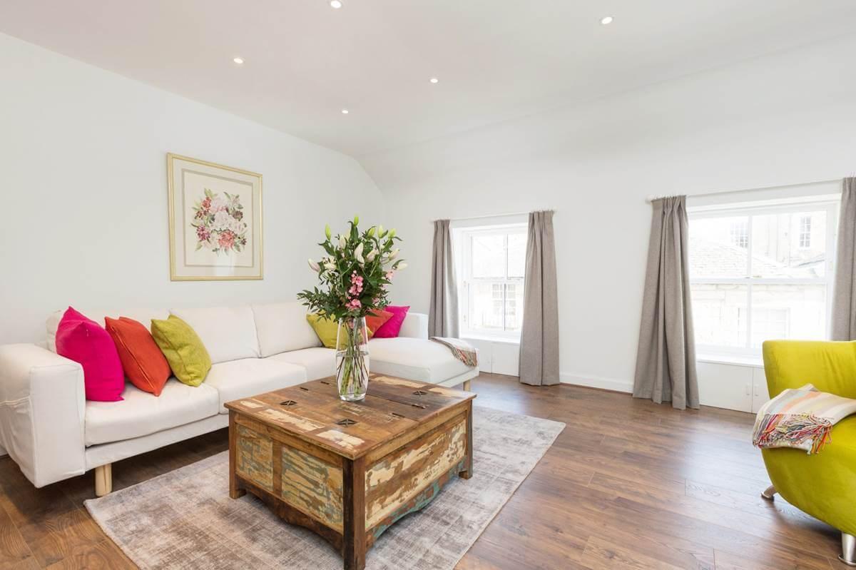 Cobbled Lane Mews - Holiday apartment Edinburgh New Town