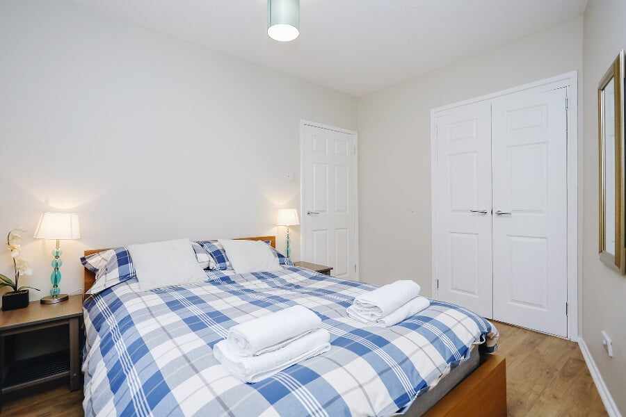 http://bed%20in%20holiday%20let%20flat%20in%20Edinburgh