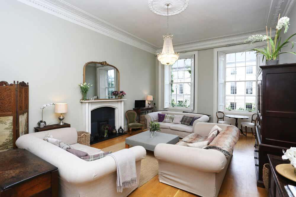 Great King St - luxury apartments in Edinburgh City Centre