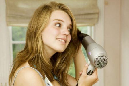 Quality holiday lets amenities - hair dryer