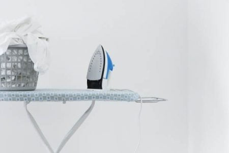 iron and ironing board - Greatbase amenities