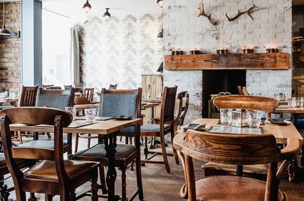 Best place to eat traditional Scottish food in Edinburgh - Scottish Dining