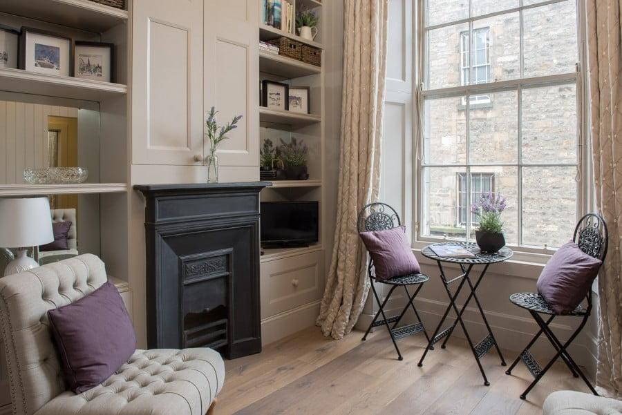 Rutland Square Bedroom Cum Sitting Room (3)